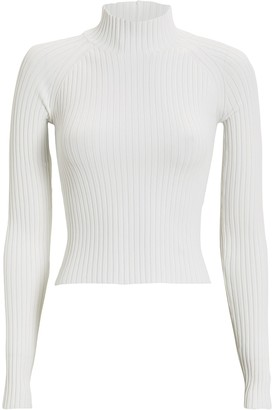Dion Lee Twist Back Knit Top