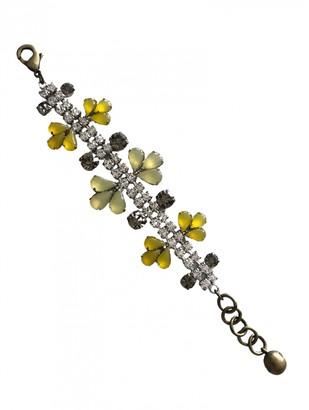 Lulu Frost Silver Metal Bracelets