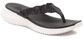 Skechers Cali Ultra Flex Summer Sway Flip Flop