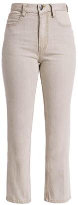 Rachel Comey Norm Straight-Leg Jeans