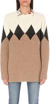 Sandro Vadim wool-blend jumper