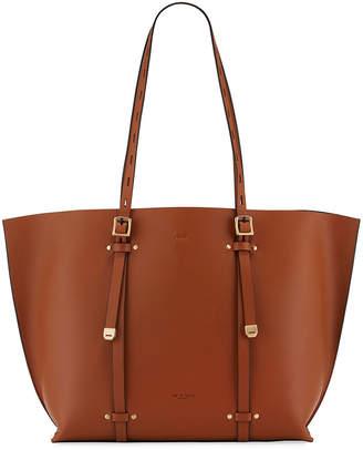 Rag & Bone Field Leather Shoulder Tote Bag