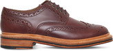 Grenson Archie leather Derby shoes