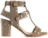 Laurence Dacade 'Helie' sandals - women - Leather/Suede - 35
