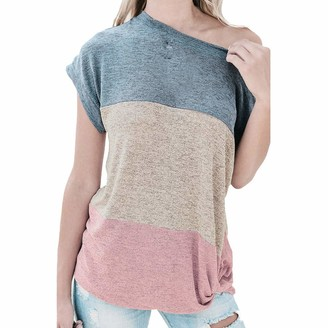 pitashe Tops for Women Bring on The Sunshine Printed Teens Girls Fashion T-Shirt Causal Loose Christian Graphic Tees Short Sleeve Pullover Shirt Summer Blouse Tank Tops