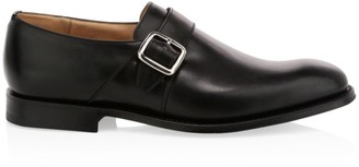 Church's Westbury Single Monk-Strap Leather Shoes
