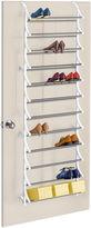 Lynk 50-Pair Over-the-Door Shoe Rack