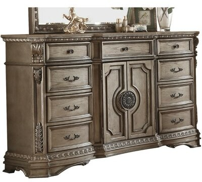Astoria Grand Symonds 9 Drawers Combo Dresser Shopstyle