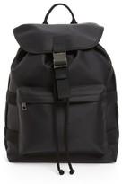 A.P.C. Men's Sylvain Nylon Backpack - Black