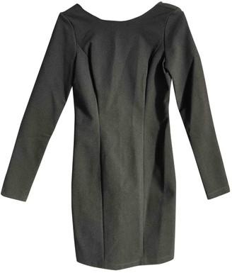 Theyskens' Theory Grey Cotton Dress for Women