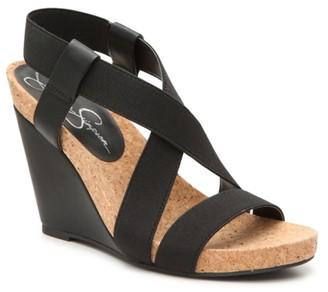 Jessica Simpson Brisy Wedge Sandal