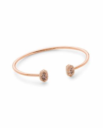Kendra Scott Calla Cuff Bracelet in Rose Gold