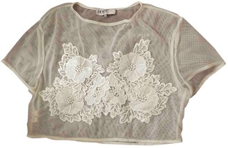 House Of CB White Top for Women