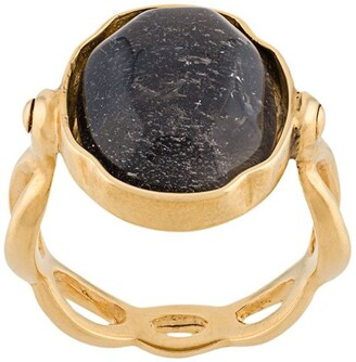 Goossens Cabochons oval ring