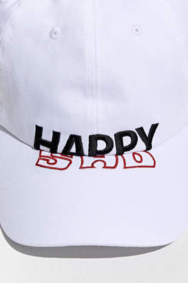 Urban Outfitters Happy Sad Baseball Hat