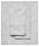 Melange Home Lace Cotton Sheet Set