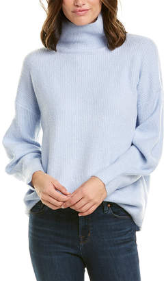 French Connection Flossy Urban High Neck Sweater