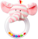 Giggle elephant character ring rattle