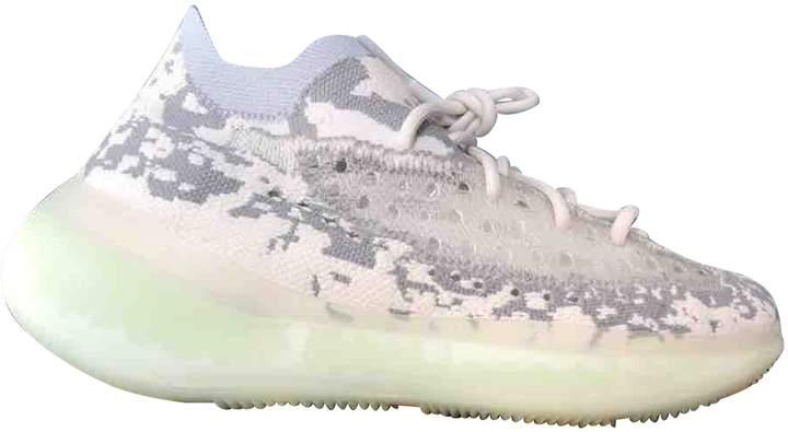 Yeezy X Adidas Boost 380 White Rubber Trainers