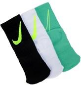 Nike 3 Pack Youth HBR Crew Socks