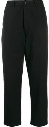 Universal Works straight leg trousers