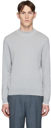BOSS Grey Oleo Sweater