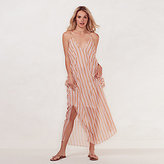 Lauren Conrad Women's Beach Shop Maxi Dress