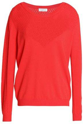 Claudie Pierlot Jacquard-Knit Sweater