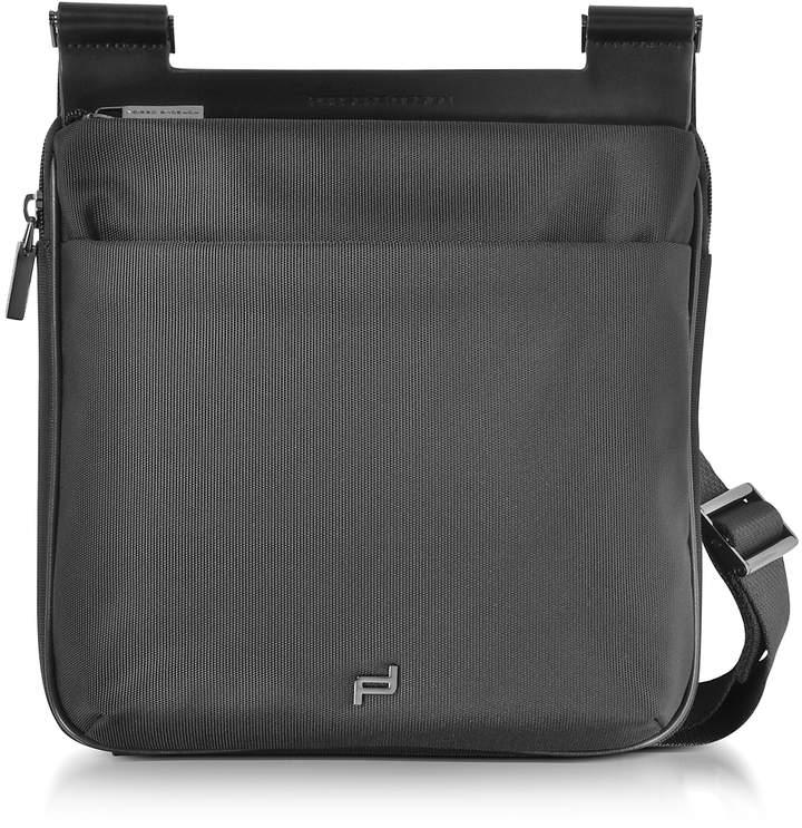 Porsche Design M2 Black Shyrt Nylon Crossbody Bag