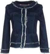 Mariella Rosati Denim outerwear - Item 42588921