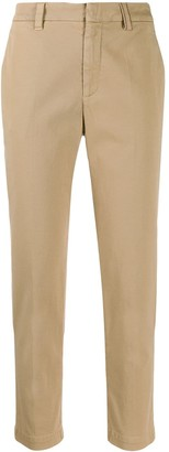 Brunello Cucinelli Cropped Tapered Trousers