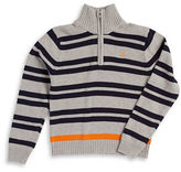 Nautica Boys 8-20 Half-Zip Sweater