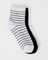 3-Pack Simple Socks