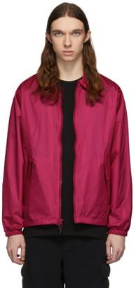 The Very Warm Pink Harrington Bomber Jacket