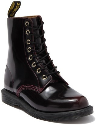 Dr. Martens Elsham Leather Combat Boot