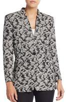 Lafayette 148 New York Kamala Embroidered Jacket