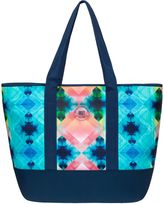 Roxy sun crush neoprene tote bag