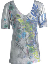 Women's Ojai Clothing Burnout Vee