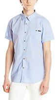 Rusty Men's Sonar Short Sleeve Shirt