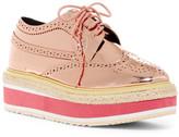 Liliana Showcase Wingtip Platform Sneaker