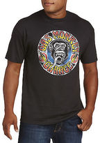 True Nation Gas Monkey Grateful Garage Graphic Tee Casual Male XL Big & Tall