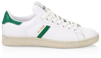RE/DONE 70s Leather Tennis Sneaker