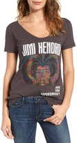 Junk Food Clothing Women's Jimi Hendrix Tee
