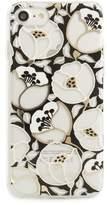 Kate Spade Paris Poppy Iphone 7/8 & 7/8 Plus Case - Black