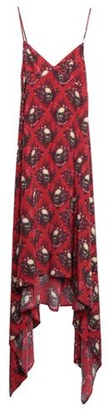John Richmond 3/4 length dress