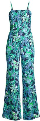 Lilly Pulitzer Nila Floral Jumpsuit