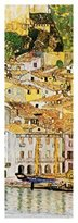 Gustav 1art1 Posters Klimt Poster Art Print - Malcesine At The Lake Garda, (Detail) (39 x 14 inches)