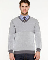 Le Château Knit Crew Neck Sweater