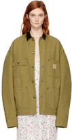 R 13 Tan Workman Jacket