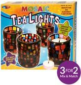 Decorate Mosaic Tea Lights